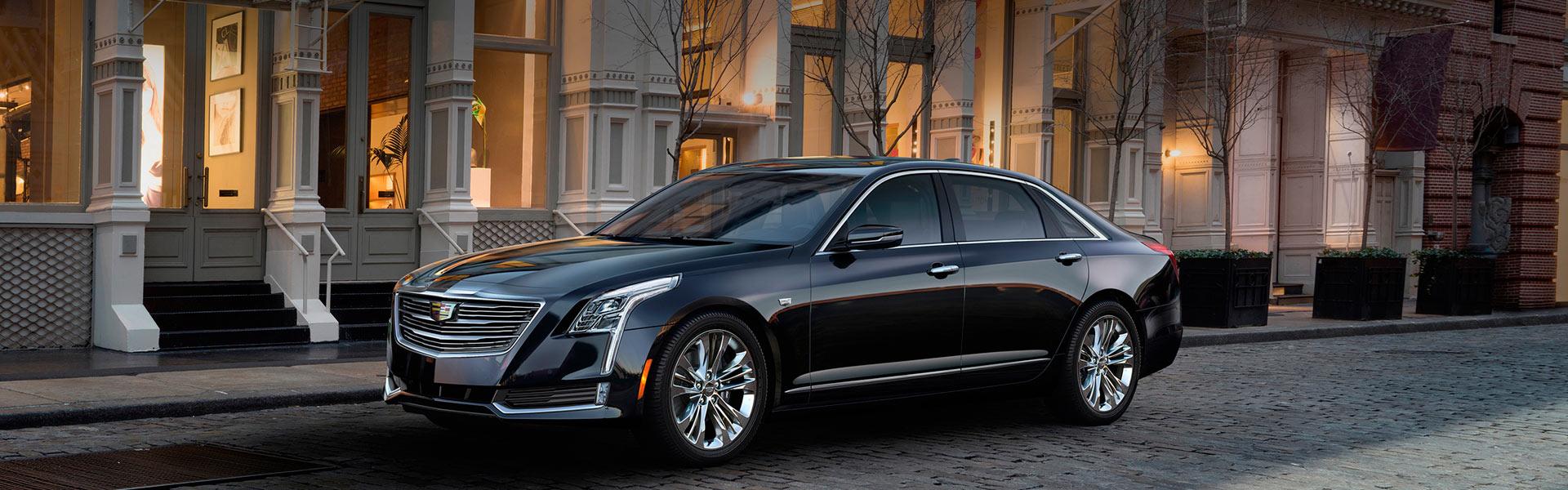 Сервис Cadillac CTS
