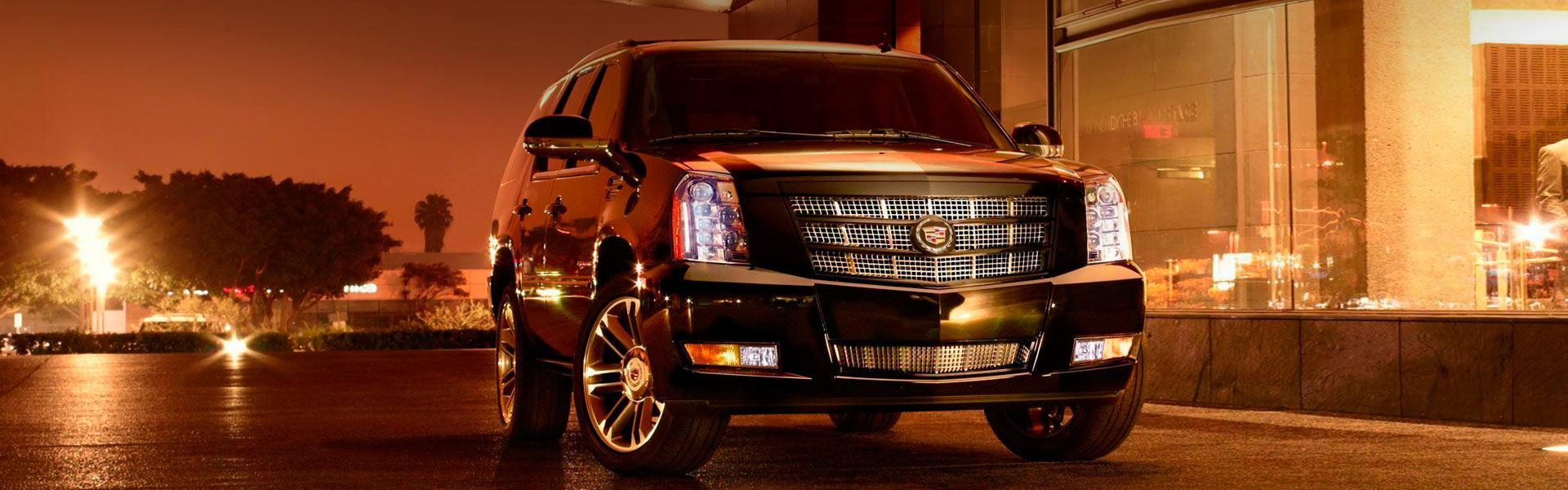 Сервис Cadillac Escalade